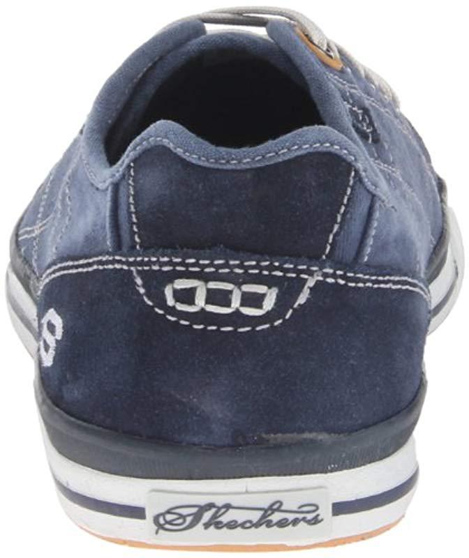 55a7102057b7 Skechers Diamondback Levon Shoes in Blue for Men - Lyst