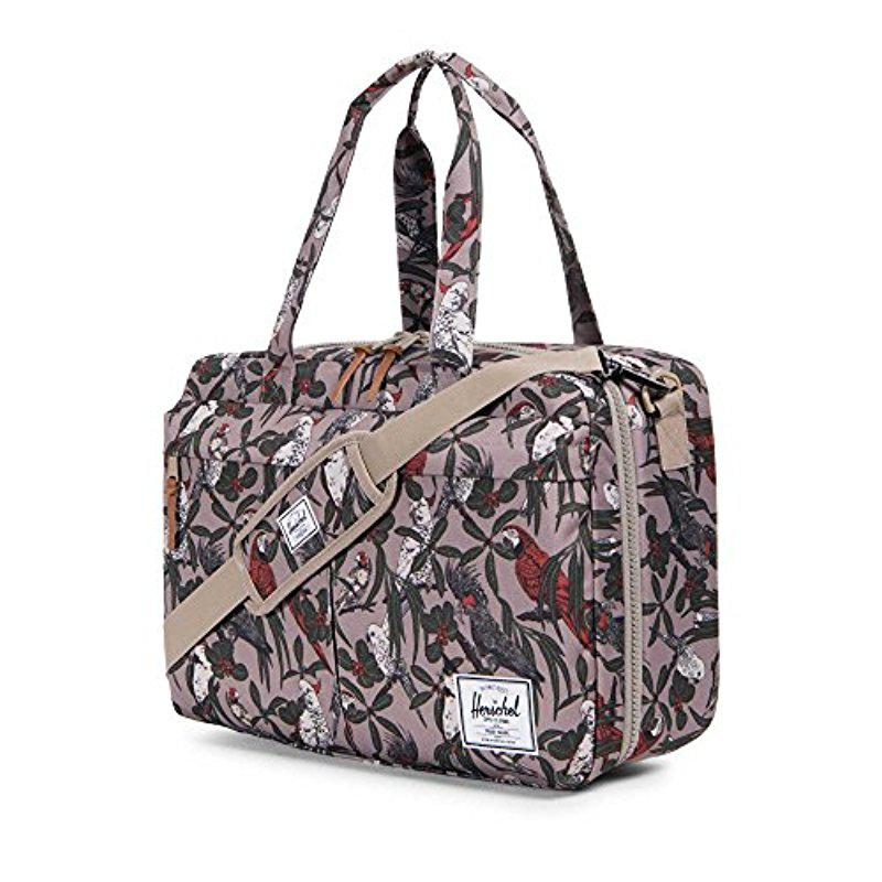 2e859c3c73 Lyst - Herschel Supply Co. Bowen Duffle Bag