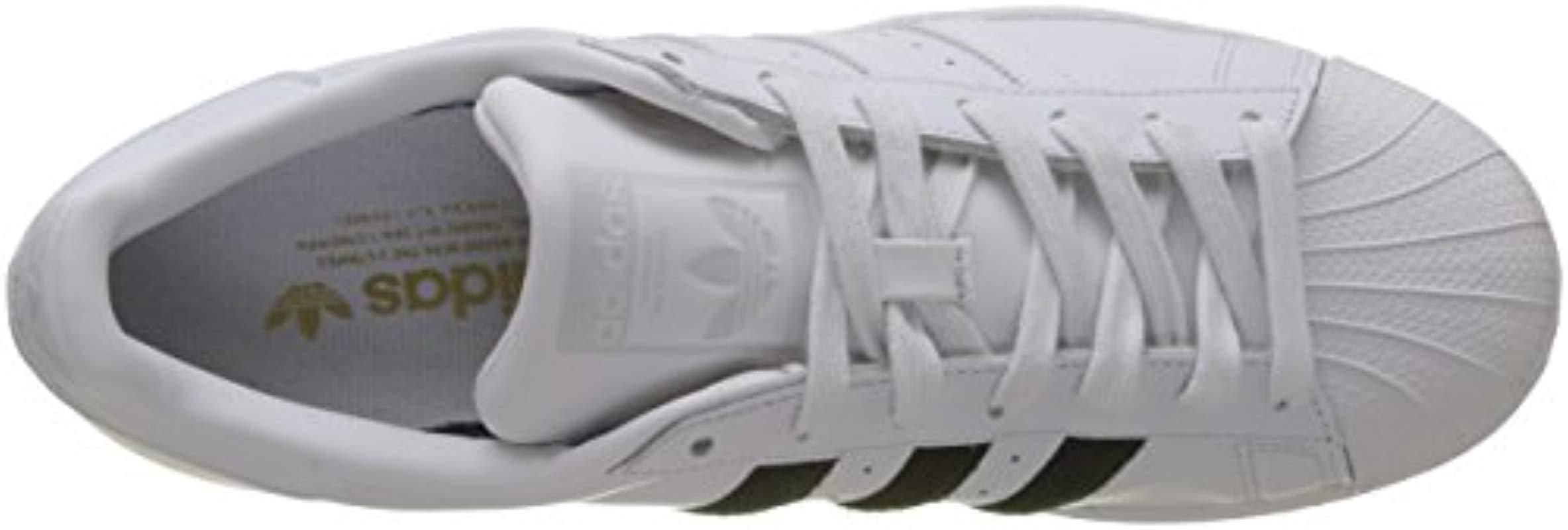973323ee2f4f adidas Superstar Cm8073 Low-top Sneakers, (crystal White/collegiate ...