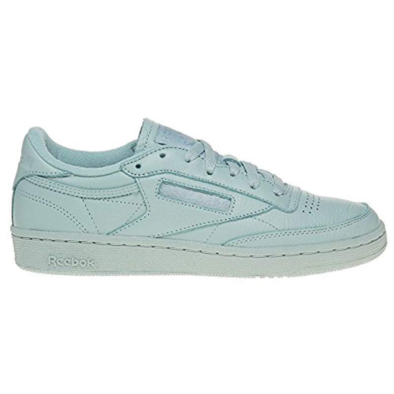 a5eb55acce8 Reebok - Blue Club C 85 Elm Gymnastics Shoes for Men - Lyst. View fullscreen