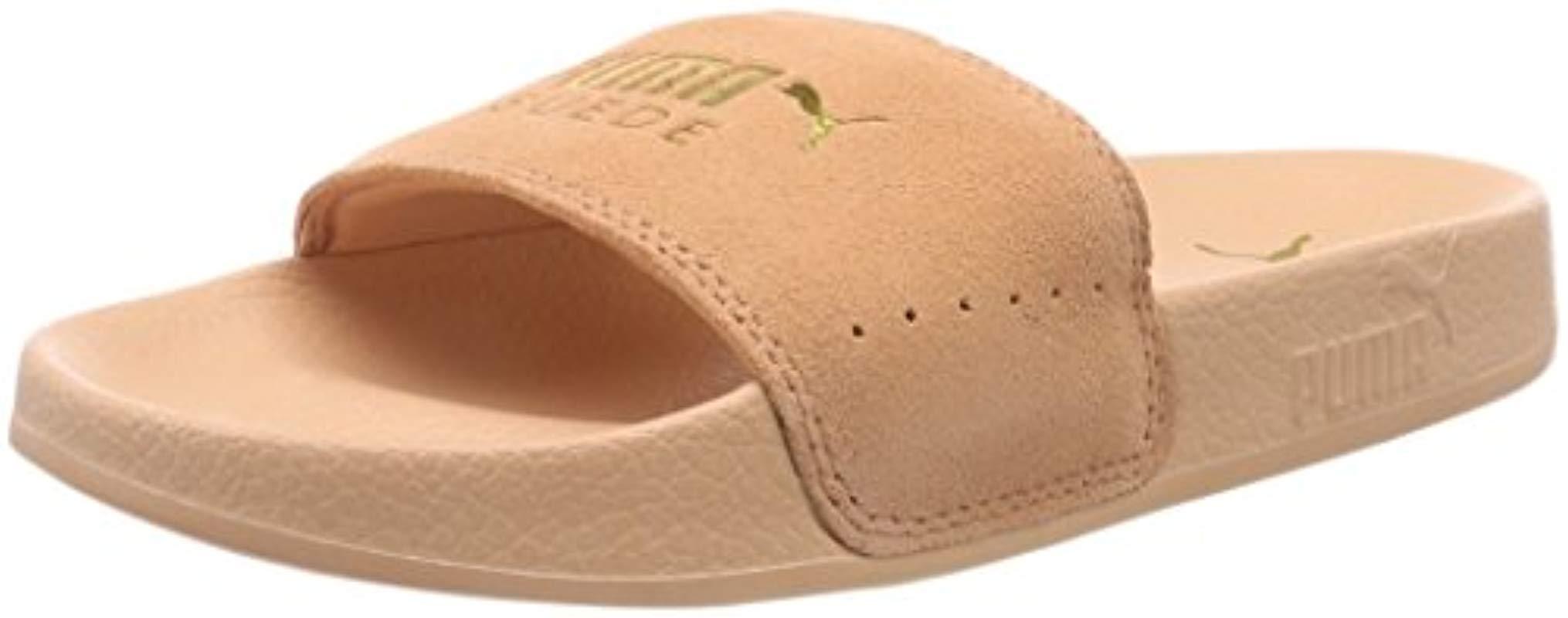 1748584597d82a Sandals & Beach Shoes Puma Adults Unisex Leadcat Summer Beach Sports Strap  Slide Sandals Shoes Black .