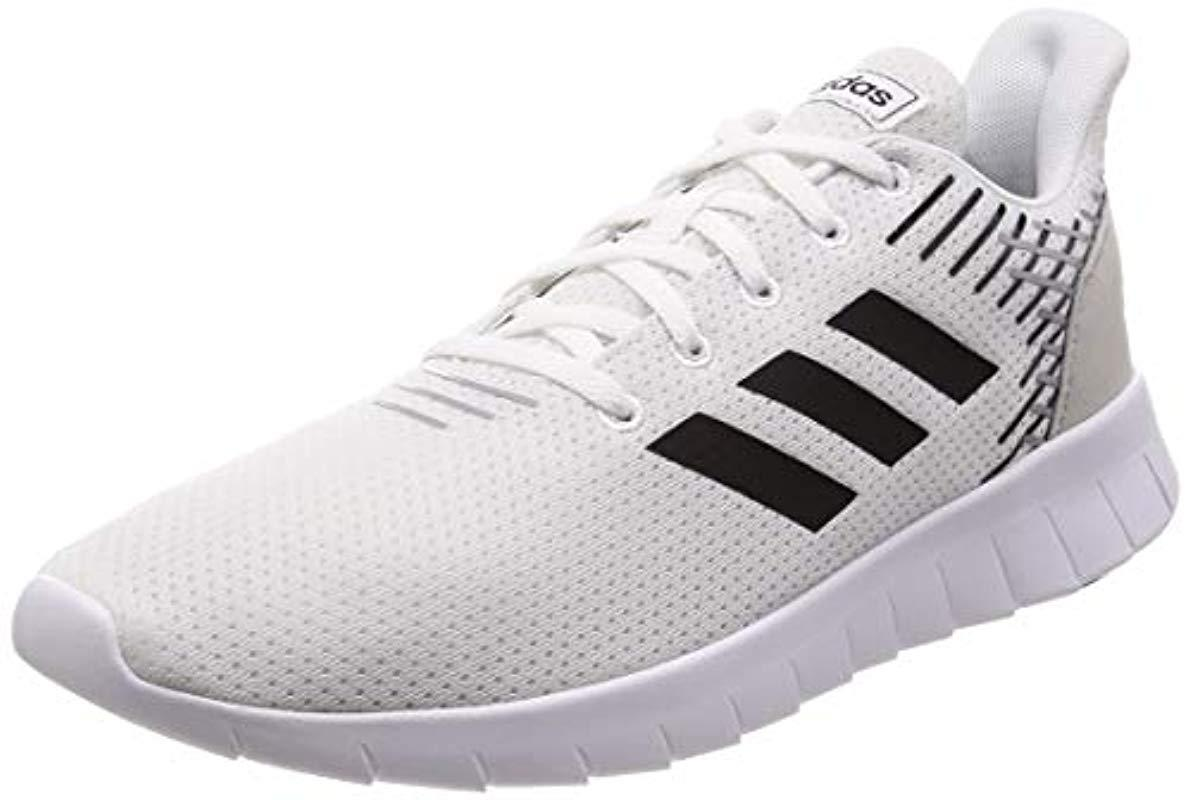 factory price 2ff9e c5a5b adidas Asweerun Fitness Shoes in White for Men - Lyst