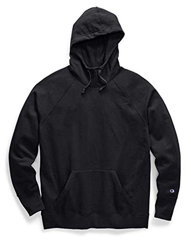 75fb3635b7c88 Champion. Women s Black Plus Size Fleece Pullover Hoodie