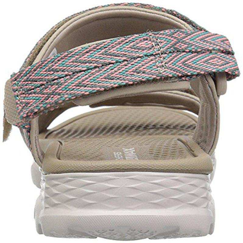 aafca301bb6e Skechers - Multicolor Go Walk Outdoors-runyon Sport Sandal - Lyst. View  fullscreen