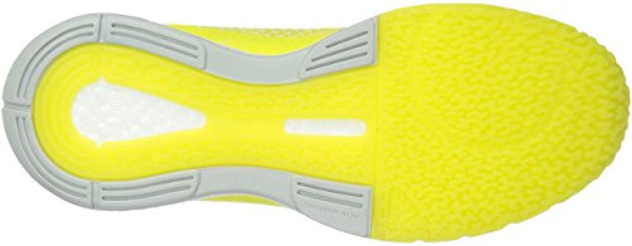 super popular ea606 2a8ac Lyst - adidas Crazyflight X 2 Mid Volleyball Shoe in Yellow