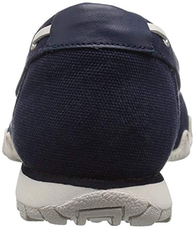 e4087f8957b2 Skechers Relaxed Fit Bikers Pedestrian Walking Shoes in Blue - Lyst