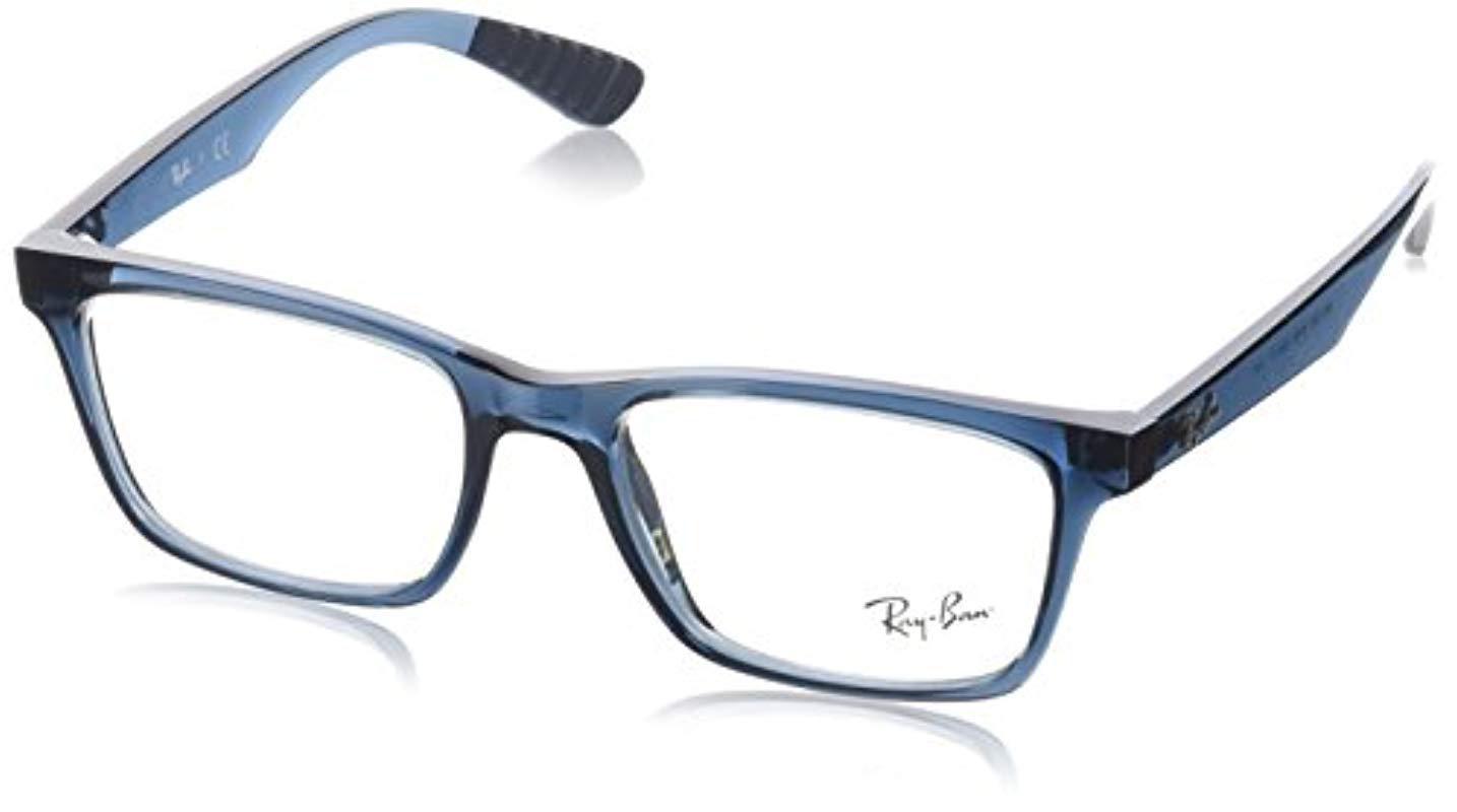 4c3a118326 Ray-Ban 0rx 7025 5719 55 Optical Frames