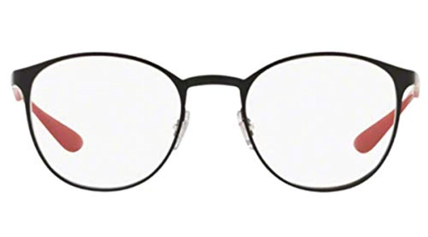 9ad484c00a Ray-Ban - Metallic 0rx 6355 2997 50 Optical Frames