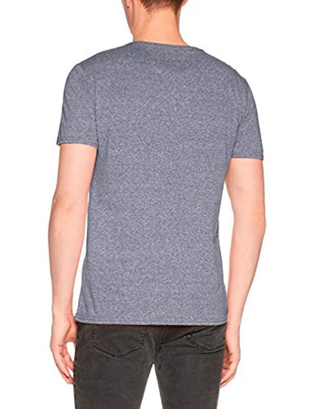 27ddfb95 Tommy Hilfiger Original Triblend Short Sleeve T-shirt in Blue for Men - Lyst