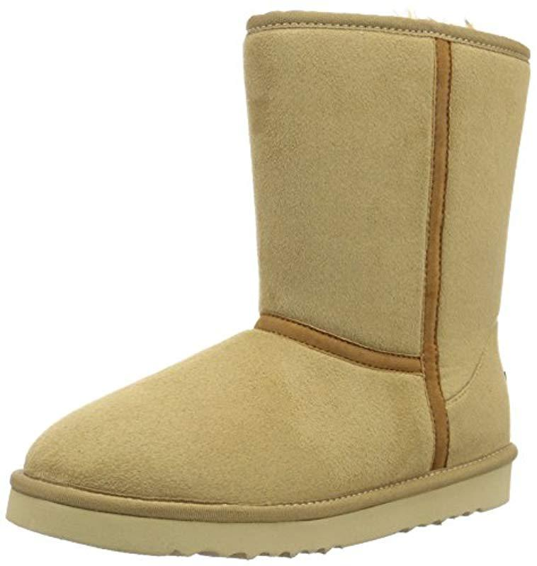 efd785c4232d4 Esprit Uma Boot,  s Boots in Natural - Lyst