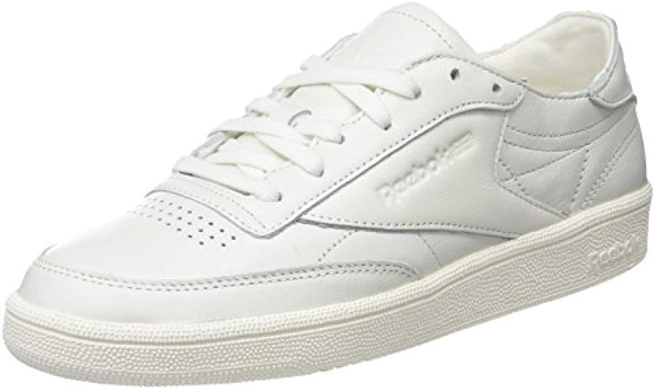 52ce18334ca Reebok Club C 85 Dcn Trainers in White - Lyst