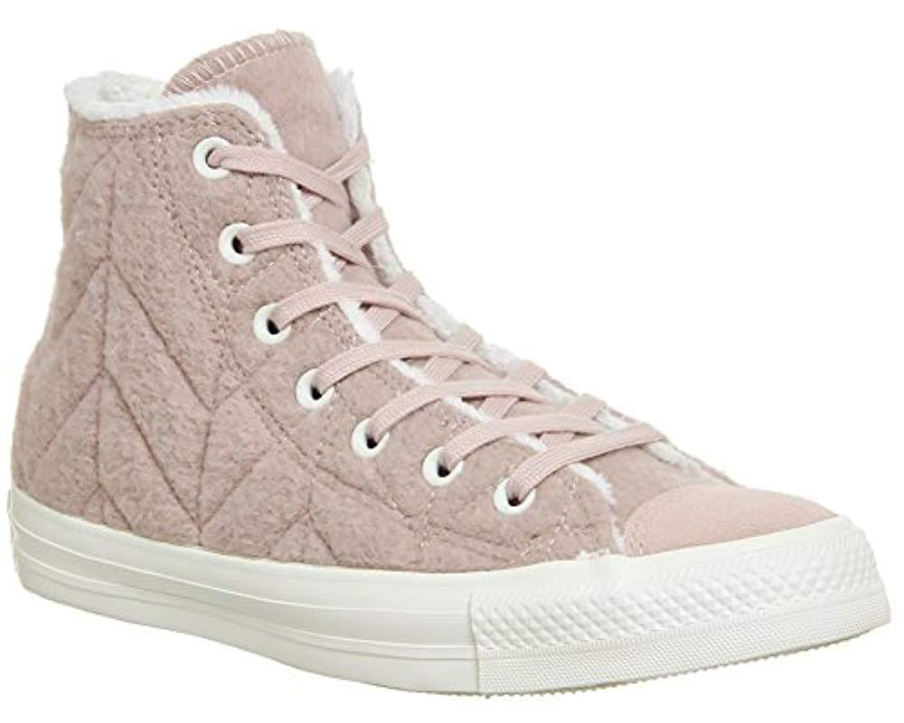 b514a5b1e939b2 Converse Unisex Adults  M3310 Hi-top Trainers in Pink - Save 64% - Lyst