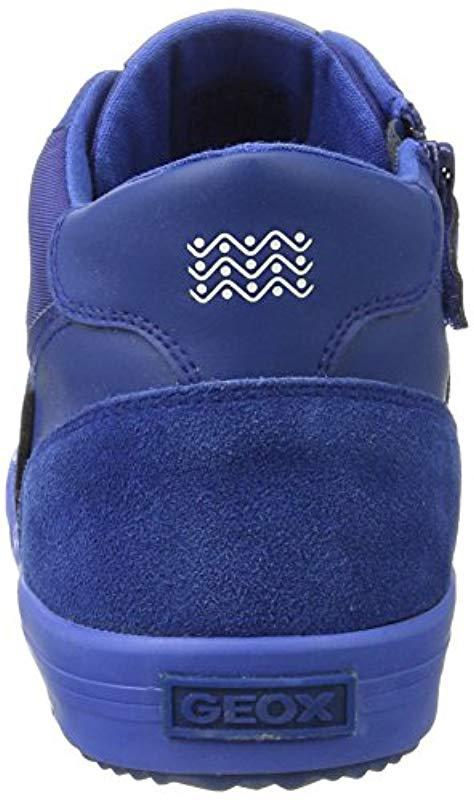 803fe093962 geox-Blue-Royal-C4011-Unisex-Adults-J-Alonisso-Boy-C-Hi-top-Trainers.jpeg
