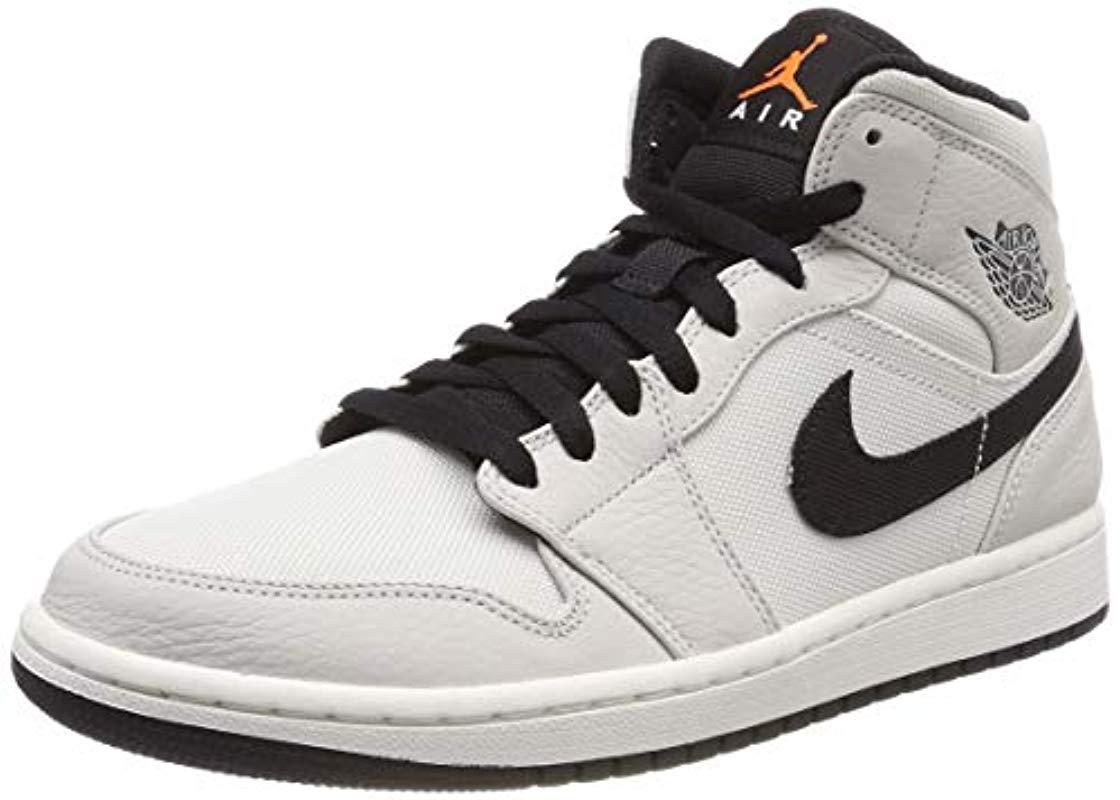brand new c0959 6fe9f Lyst - Air Jordan 1 Mid Se, Chaussures de Fitness Homme Nike pour homme