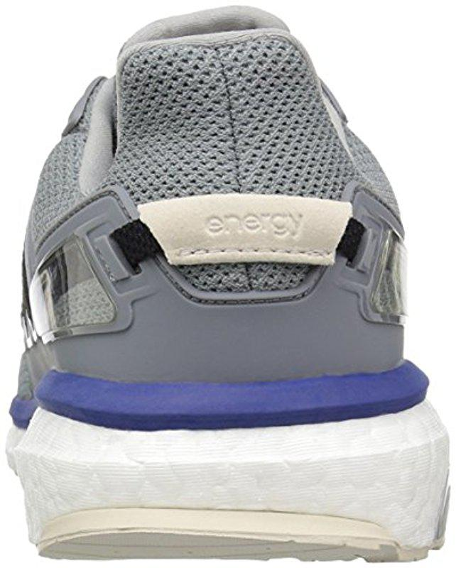 03a84e554f8 Lyst - adidas Performance Energy Boost 3 M Running Shoe in Gray for Men