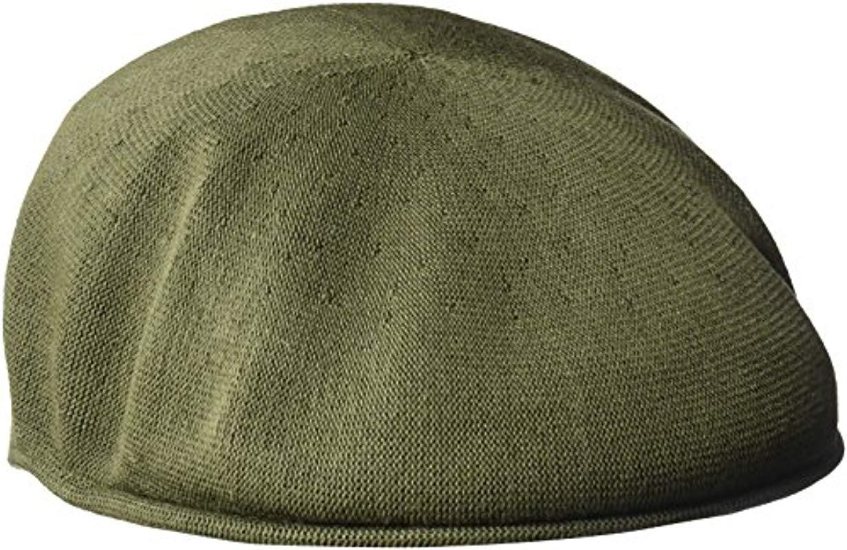 894ef2a3105 Lyst - Kangol Bamboo 504 in Green for Men