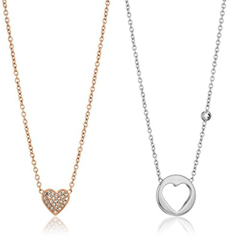 Fossil Women's Pendants and Coins JF02743791 kDrc1q5