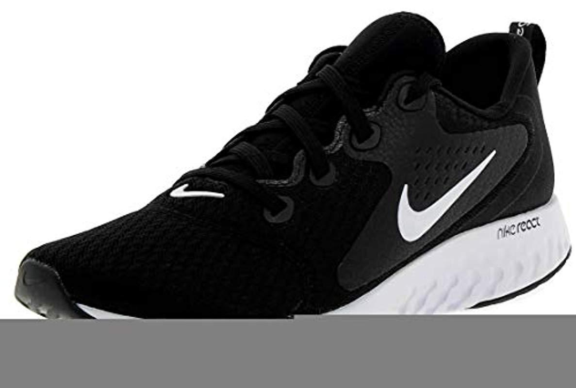 In Black Running Shoes For React Rebel Competition Save Men Nike Oxq1wXpYw