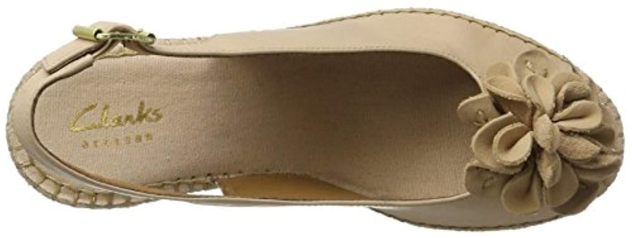 eb08e76eec9 Women's Natural 's Petrina Bianca Wedge Heels Sandals