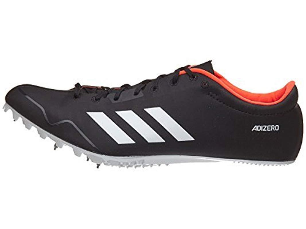 Lyst Adidas Originals Adizero Prime Negro Sp Running Zapatos in Negro Prime for Hombre 381fea