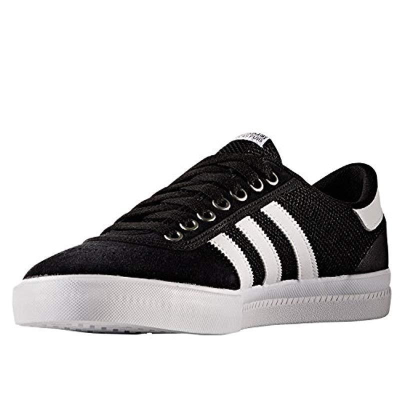 cd280ae16e4 Adidas - Black  s Lucas Premiere Skateboarding Shoes for Men - Lyst. View  fullscreen