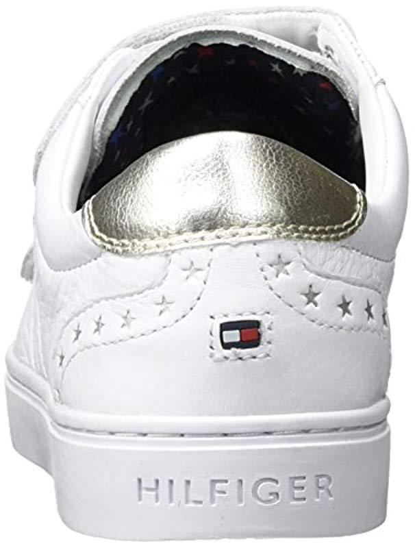 ad1605672b3945 Tommy Hilfiger  s V1285enus 17a1 Low-top Sneakers in White - Lyst