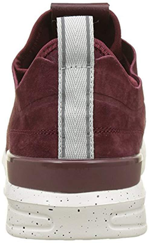 debc4ab578c Pepe Jeans  s Jayden Tech Trainers in Red for Men - Lyst