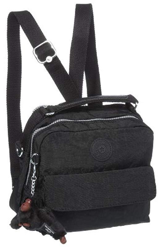 Kipling Candy Handbag With Removable Shoulder Strap In Black Lyst
