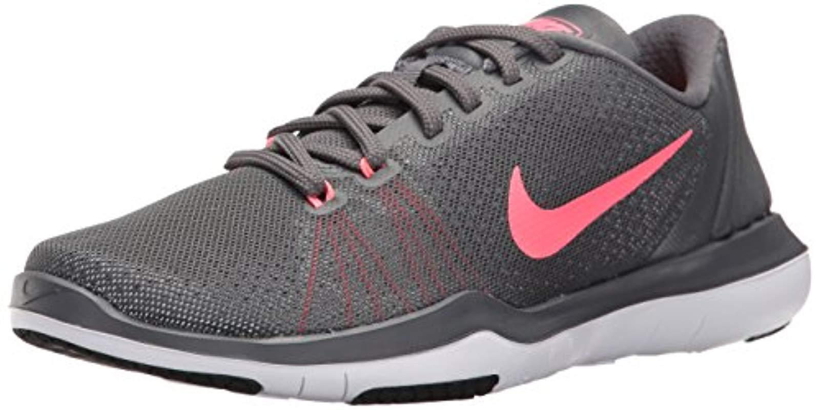 new product 90c67 5beea Nike. Women s Gray  s Wmns Flex Supreme Tr 5 Trainers