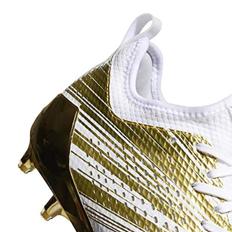 d205b01c6db9 Lyst - adidas Adizero 5-star 7.0 Football Shoe in Metallic for Men