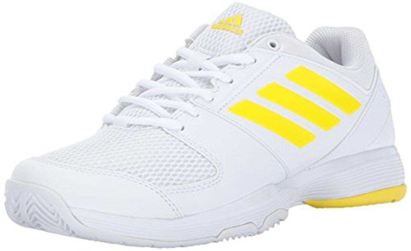 Lyst adidas Originals barricada corte zapatos tenis en color blanco