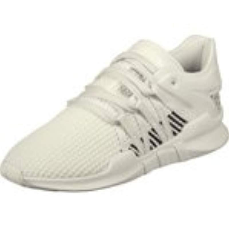 meet 77ee9 e5917 Adidas s Eqt Racing Adv W Gymnastics Shoes in White - Lyst