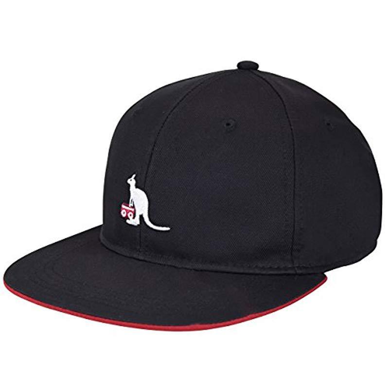 53b3f6b62d9f7 Lyst - Kangol Mascot Baseball in Black for Men - Save 7%