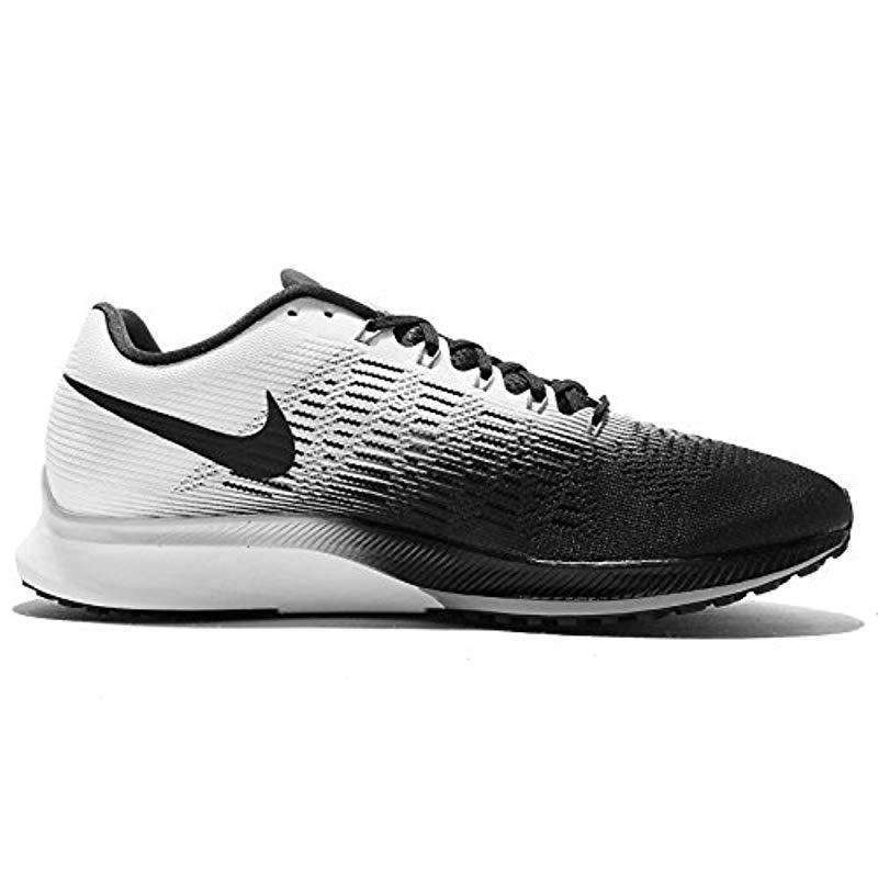 b0c4ab0f980f0 Nike Air Zoom Elite 9 Running Shoes in Black for Men - Lyst