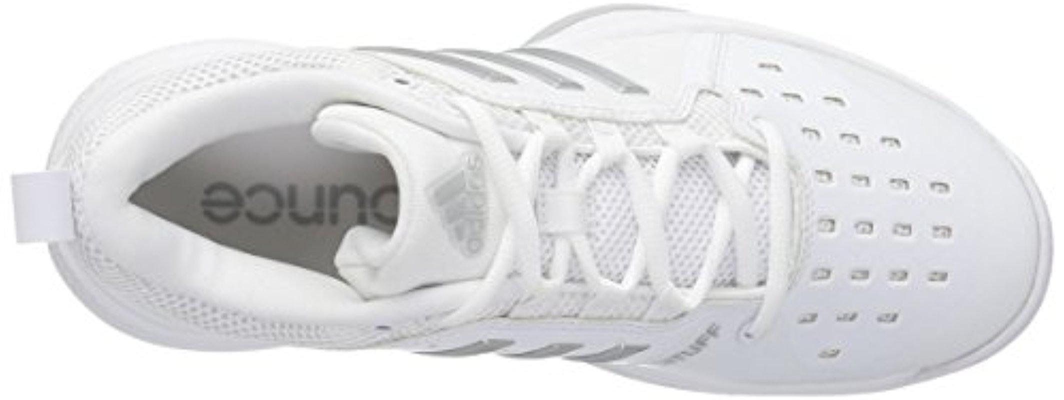 lyst adidas performance barricata classico rimbalzare le scarpe da tennis