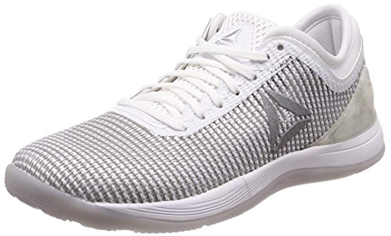 dd3f870d3c2 Reebok R Crossfit Nano 8.0 Fitness Shoes in White - Lyst