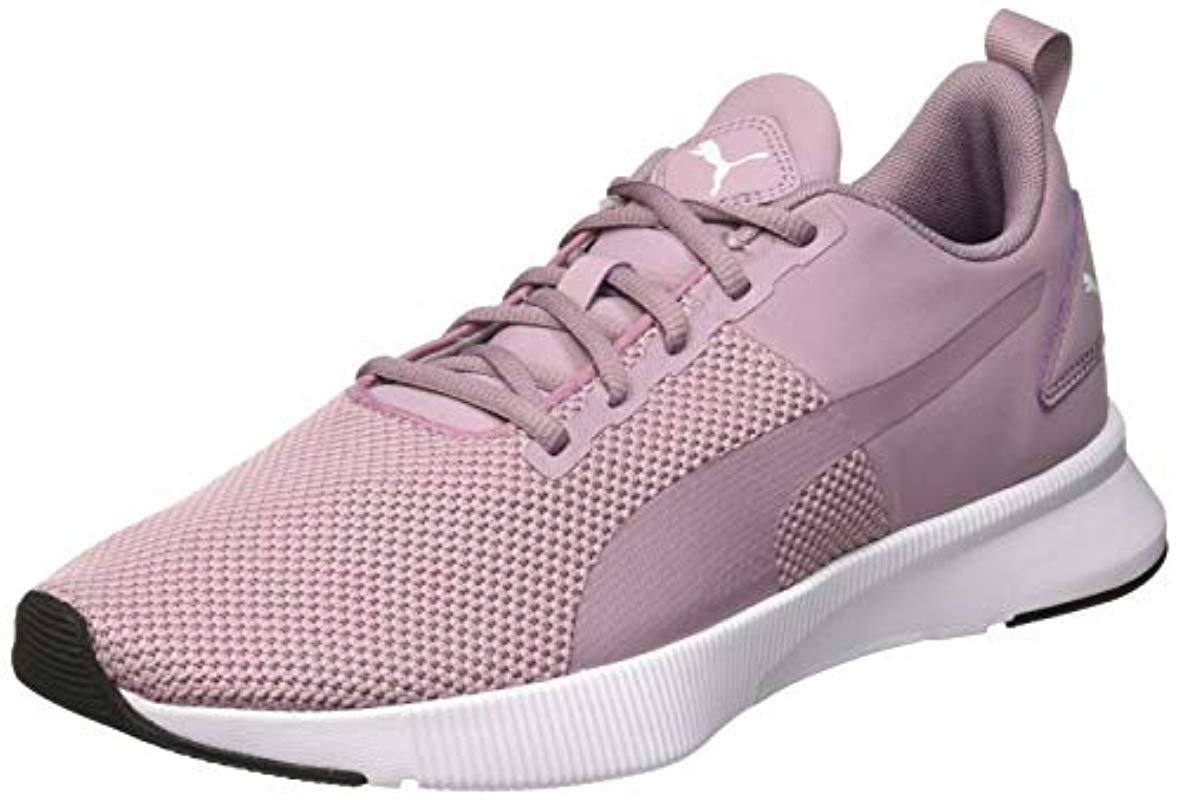 new product 42e30 de1bd PUMA. Purple Unisex Adults  Flyer Runner Competition Running Shoes