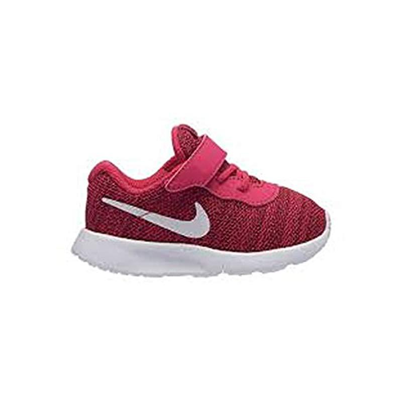 official photos 45db3 2b8d7 Nike Unisex Babies Tanjun (tdv) Slippers in Red for Men - Lyst