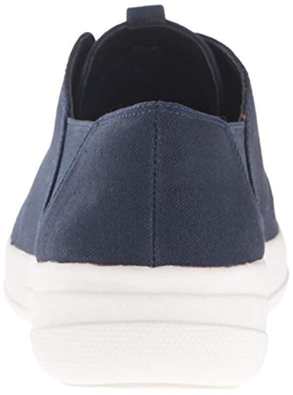 f02d354d2cca9f Lyst - Fitflop F-sporty Laceup Sneaker Fashion in Blue