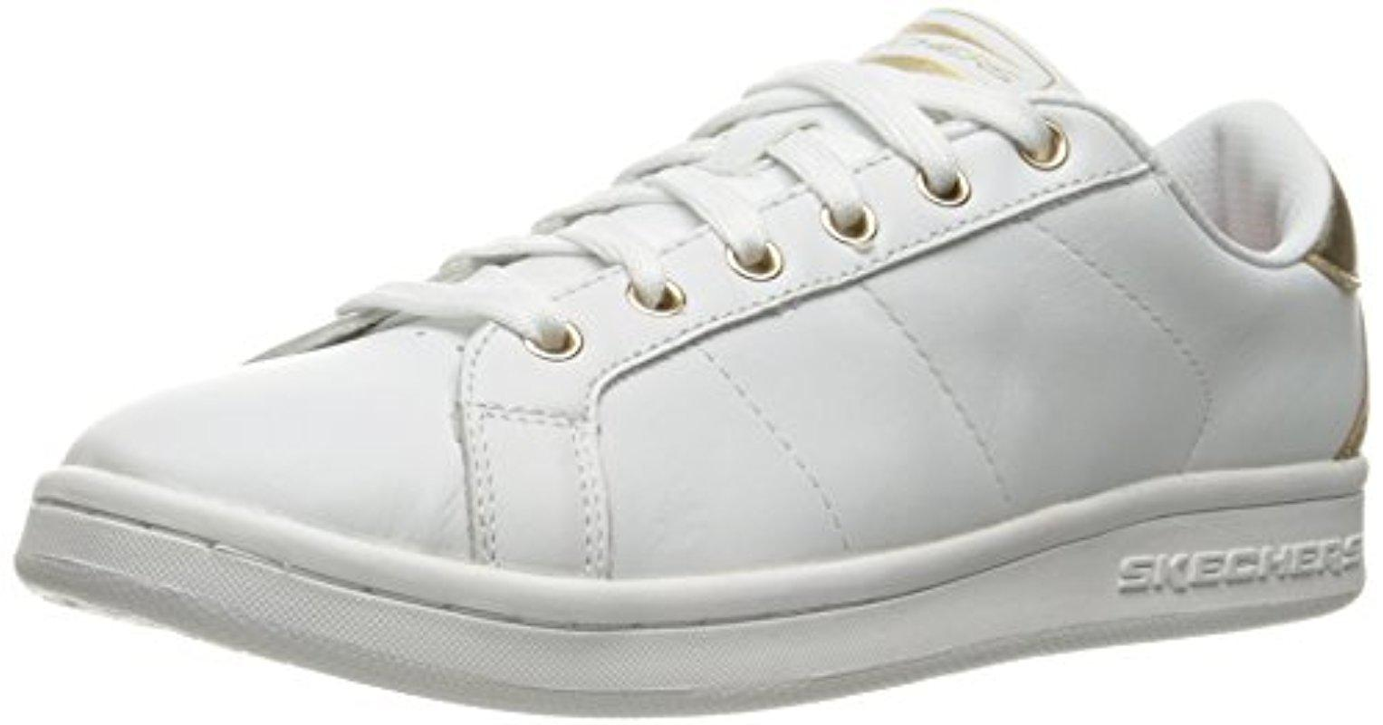 08b7849b6b57 Lyst - Skechers Street Onix Fashion Sneaker in White