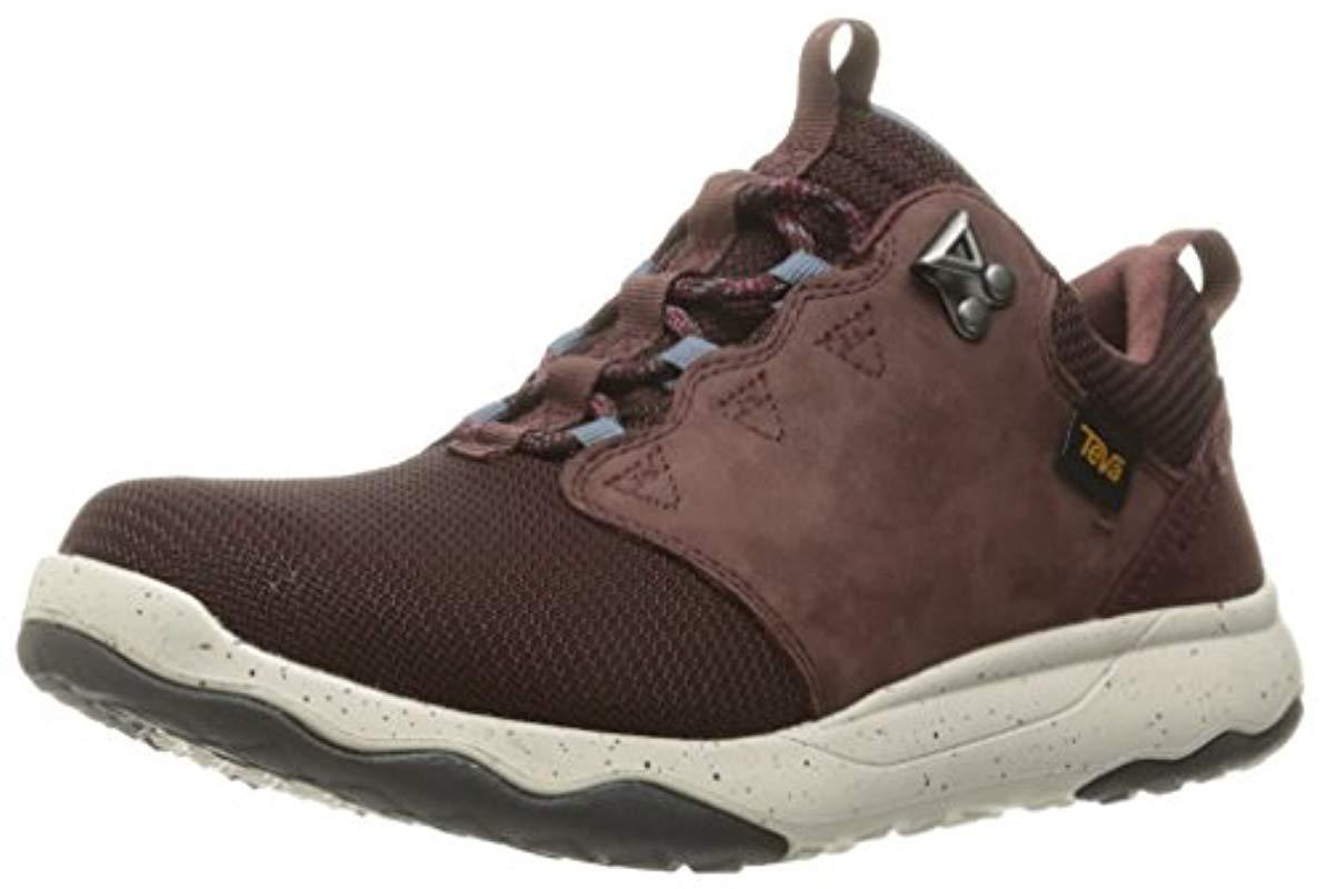 e4c1ef66a7f653 Teva. Women s W Arrowood Wp Hiking Shoe