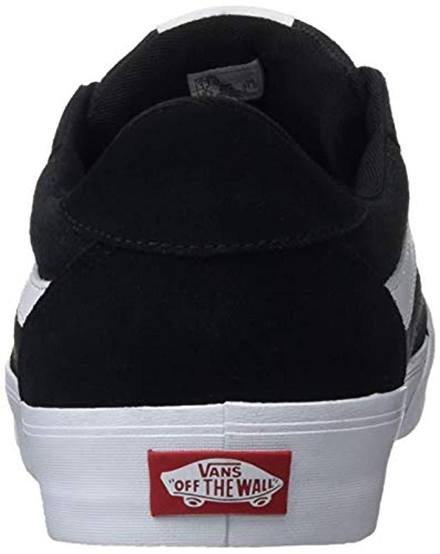 14244839525 Vans Palomar Trainers in Black for Men - Lyst