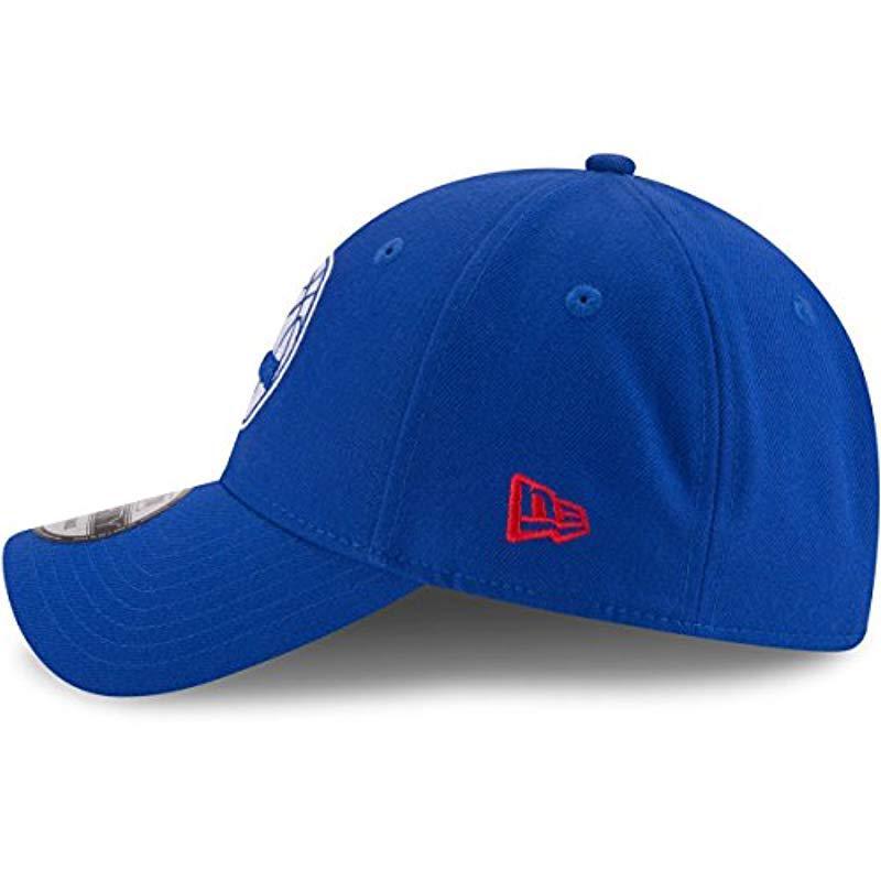 the latest dbea3 c684c Lyst - KTZ 9forty The League Nba Philadelphia 76ers Adjustable ...