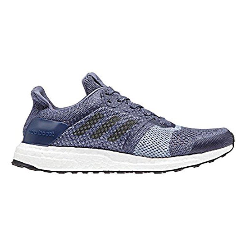 Lyst adidas performance ultra impulso strada di scarpa in blu