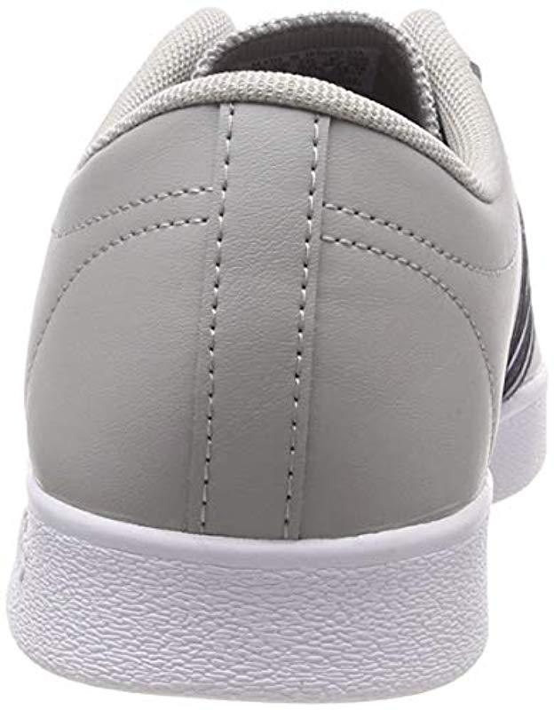 adidas Easy Vulc 2.0 Skateboarding Shoes in Gray for Men - Lyst 78edd34fa