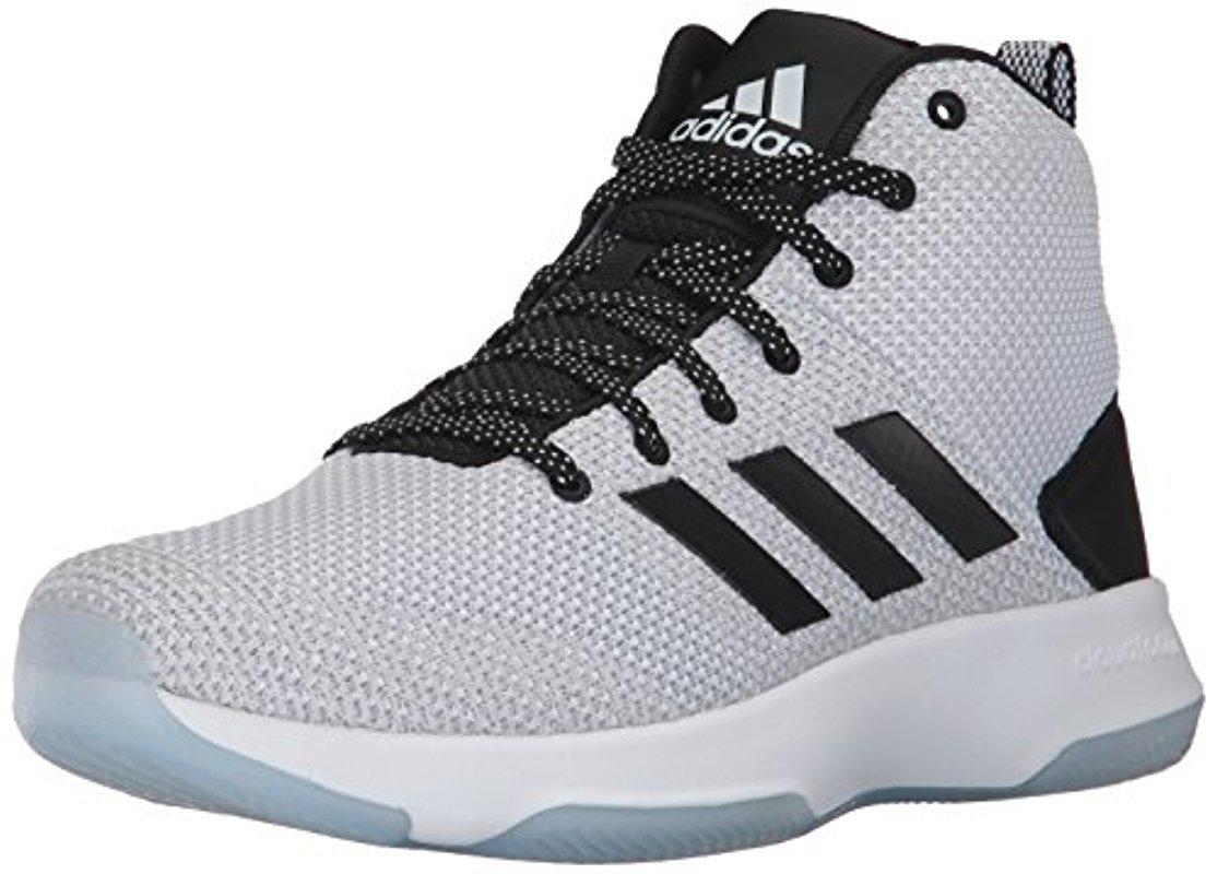 Lyst adidas neo di esecutore metà scarpe da basket per gli uomini.