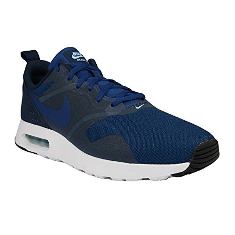 f70b79bf266e Nike - Blue Air Max Tavas Trainers for Men - Lyst. View fullscreen