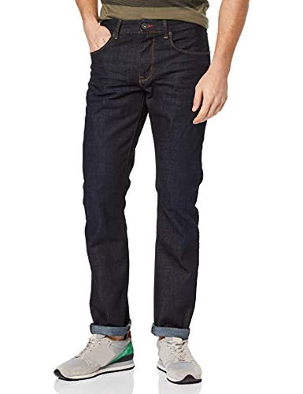 591264ba Tommy Hilfiger Mercer B Clean Blue Jeans in Blue for Men - Save 6% - Lyst