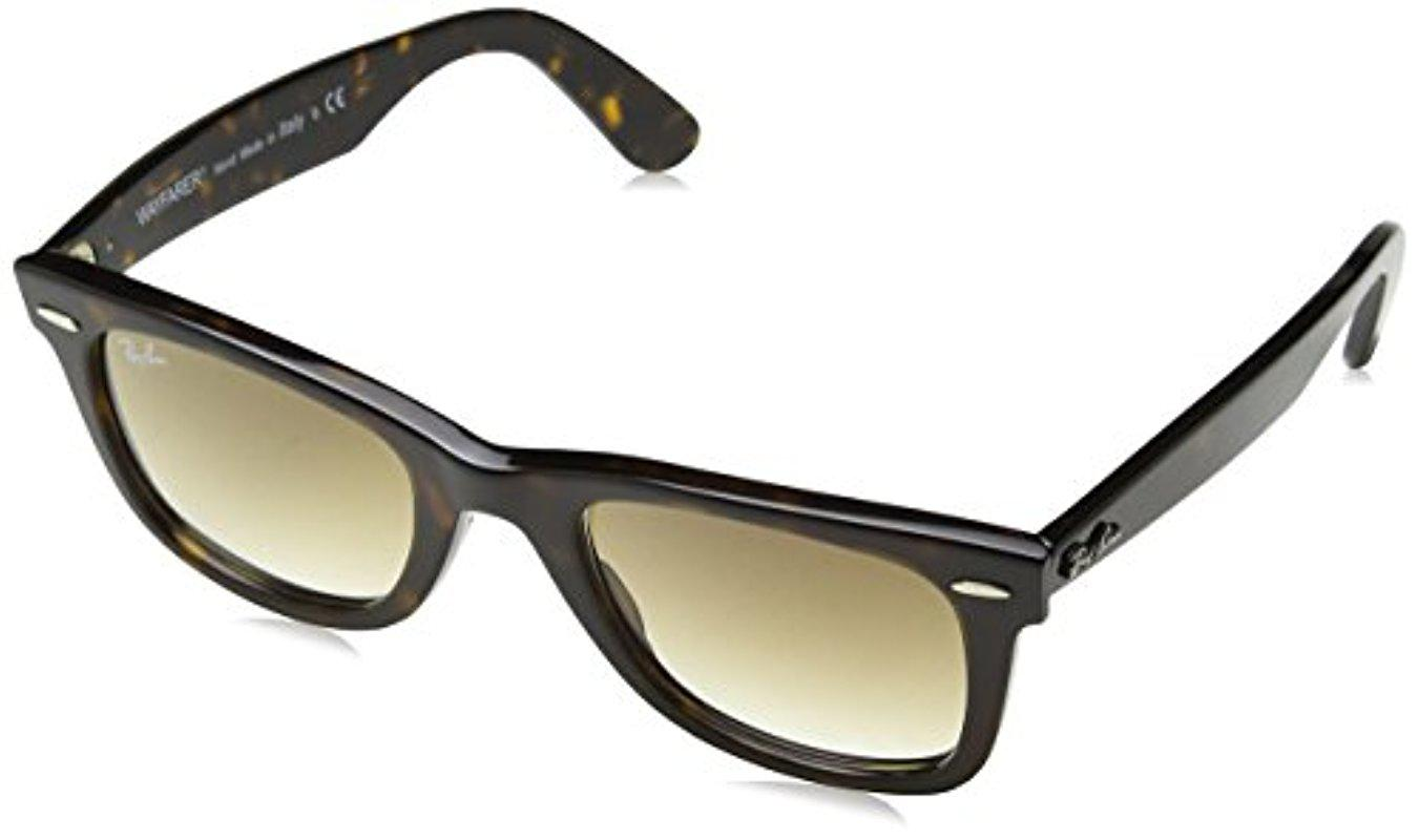 Ray-Ban. Women's Rb2140 Original Wayfarer Sunglasses