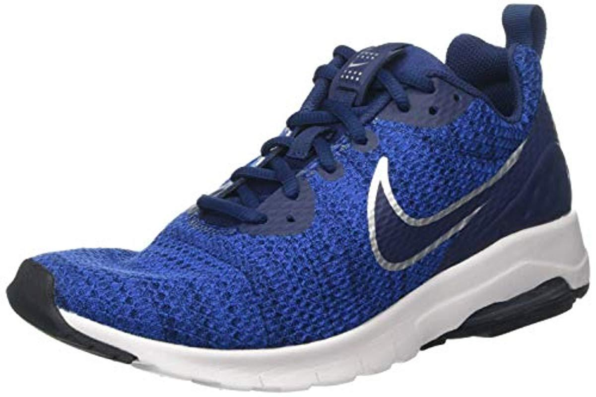 9da364b529 Nike Air Max Motion Lw Le Fitness Shoes in Blue for Men - Save 43 ...